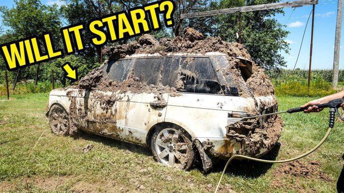 Repair / fixing Range Rover classic