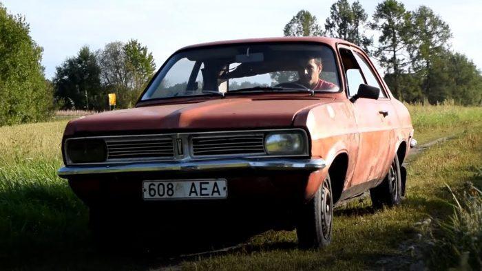 Starting Vauxhall Viva HC 1 3 After 20 Years