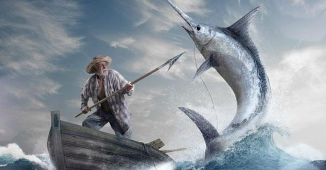 Ông già và biển cả (Hê-Minh-Uê)