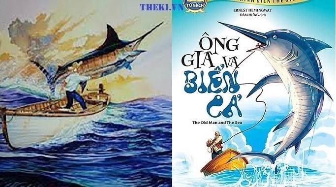 Soạn văn 12, Soạn bài Ông già và biển cả (Hê-Minh-Uê)